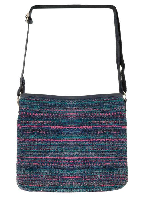 Tapestry Crossbody Bag