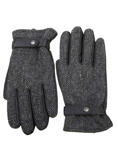 Men's Harris Tweed Gloves