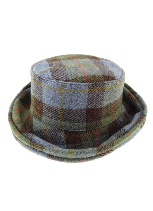 Harris Tweed Cloche Hat
