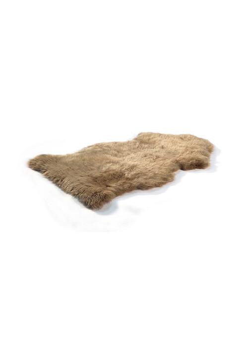Long Wool Sheepskin Rug