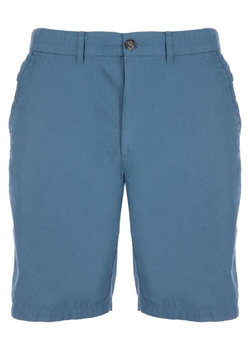 Teal Chino Shorts