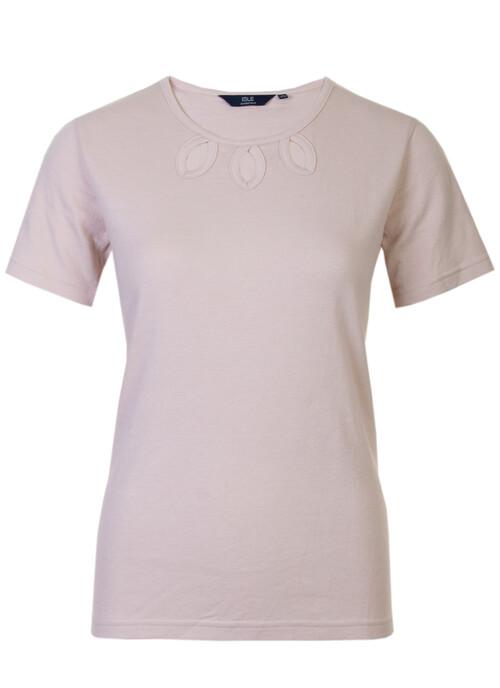 Stone Keyhole T Shirt