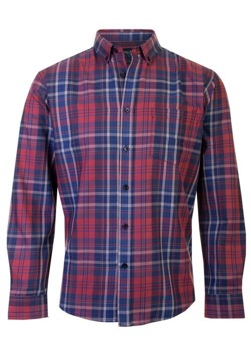 Red Check Shirt