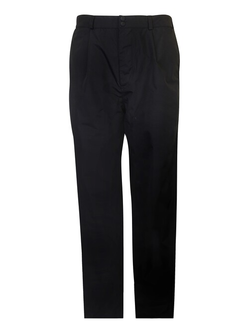 """Black Ultralite Trousers Inside leg 33""""/84cms"""