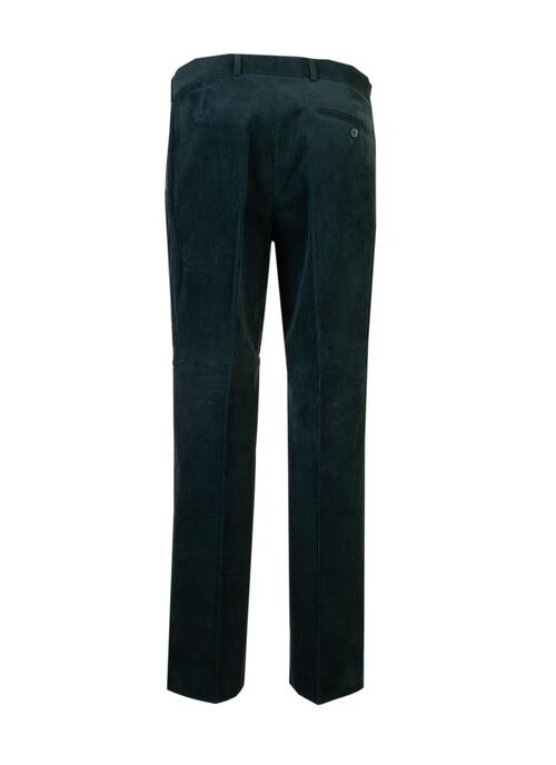 """Green Cord Trouser Inside leg 31""""/79cms"""