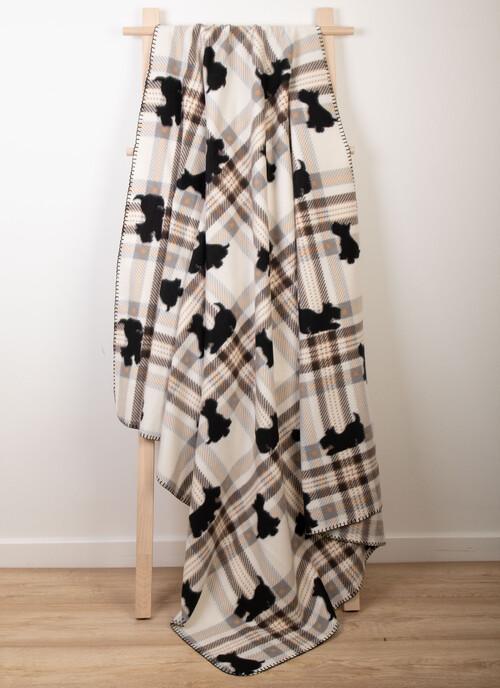 Novelty Fleece Rug